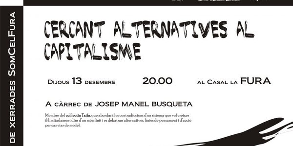CERCANT ALTERNATIVES AL CAPITALISME