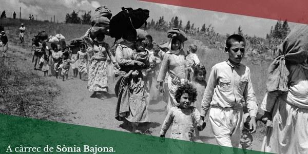 """XERRADA sobre la Situació de Palestina i presentació del llibre """"Una tierra con gente. Voces de Palestina."""""""